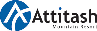 Attitash Mountain Resort with Ball Full Color Logo full